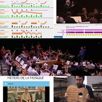Exemples de ressources de la Philharmonie de Paris
